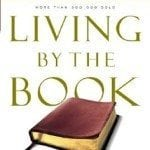 LIVING BY THE BOOK- HENDRICKS