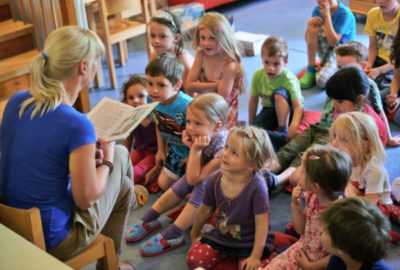 Children's Story Hour