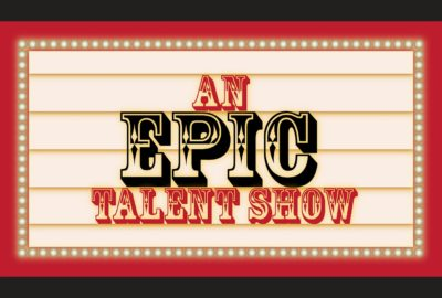 Talent Show August 12th
