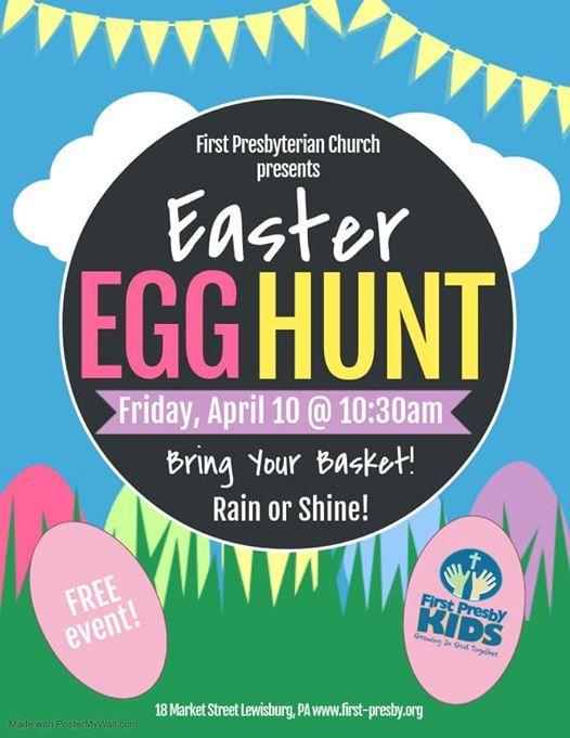 Kid's Easter Egg Hunt