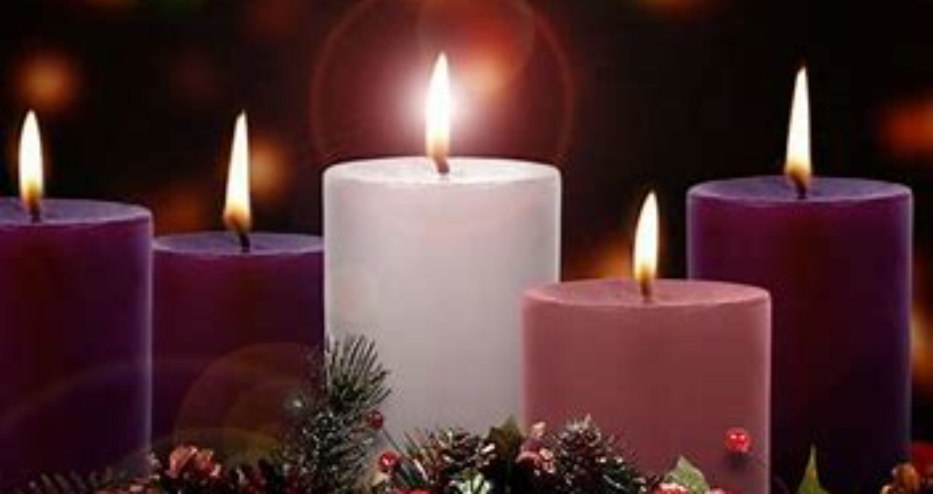 Christmas Eve service of worship, 9:00PM